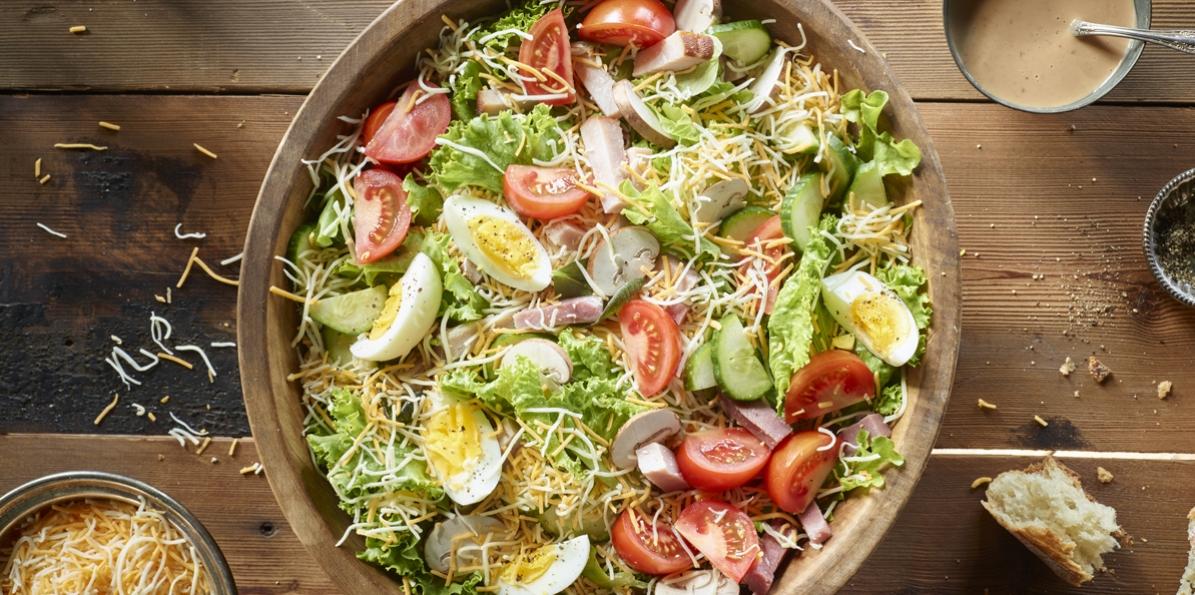 Classic Chef's Salad