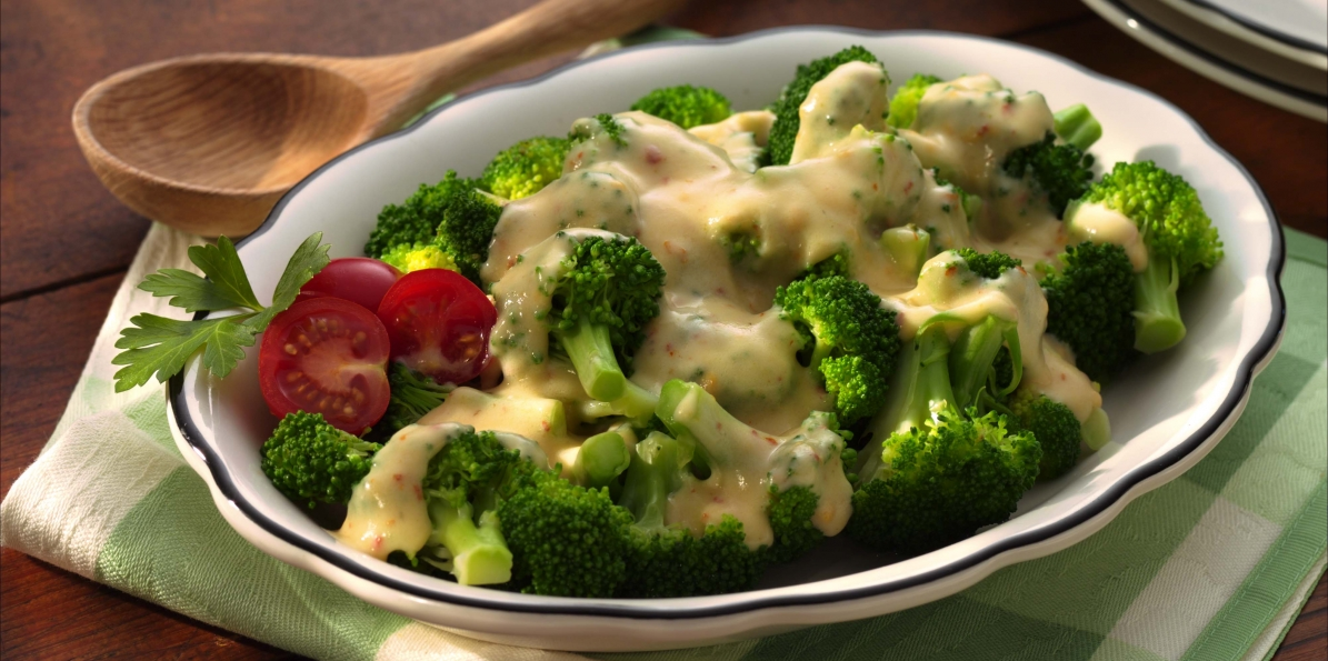 Best Ever Broccoli & Cheese Sauce