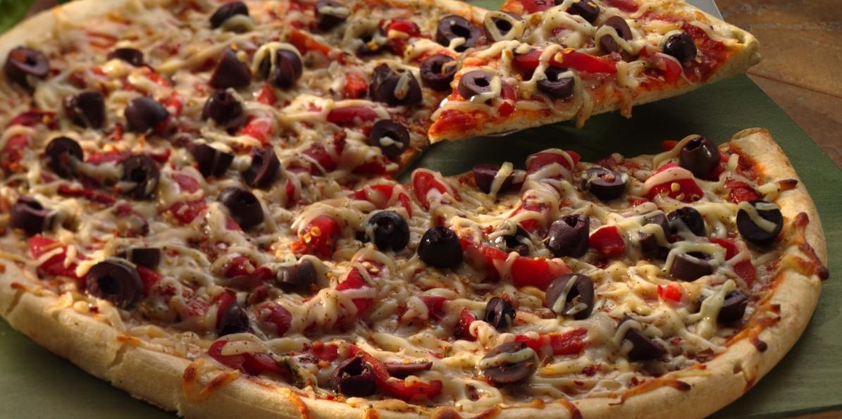 Sicilian-Style Pizza