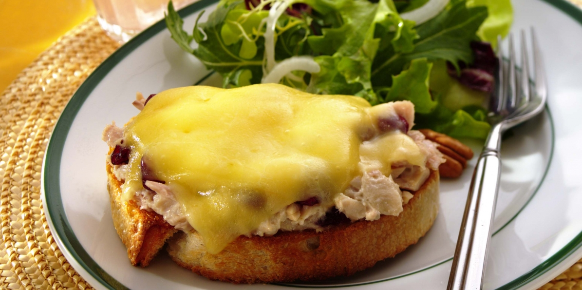 Cape Cod Tuna Melts