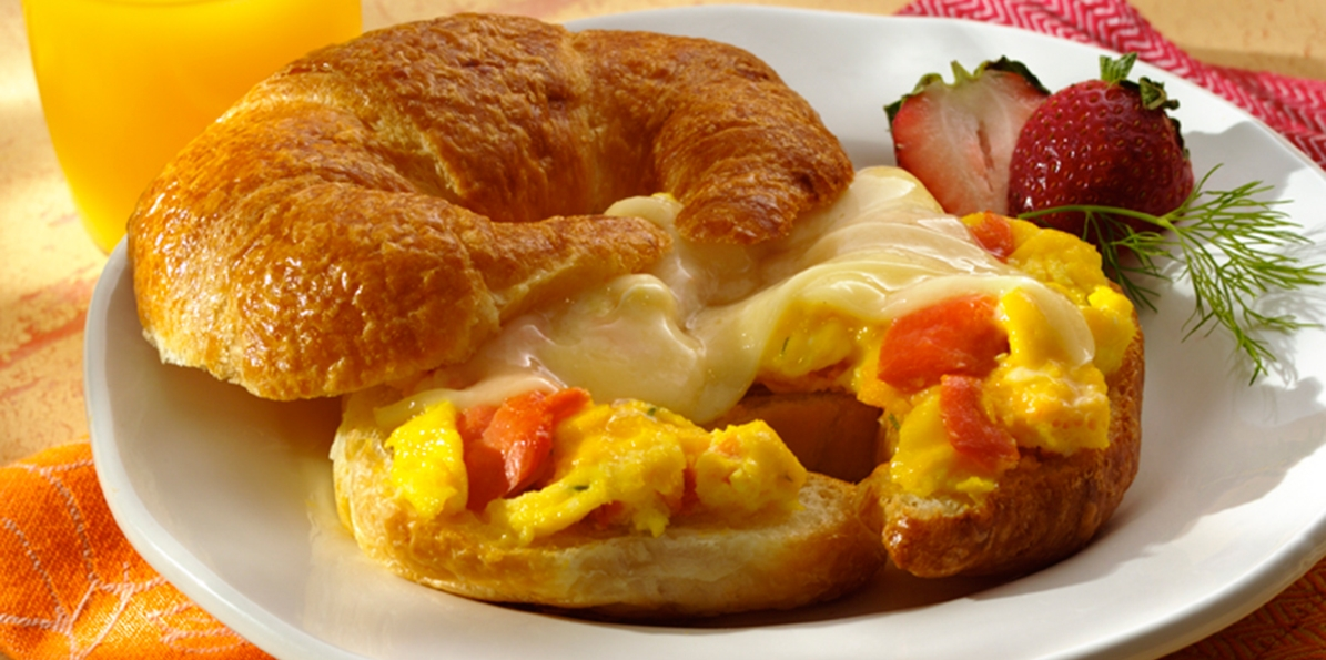 Havarti Breakfast Sandwich