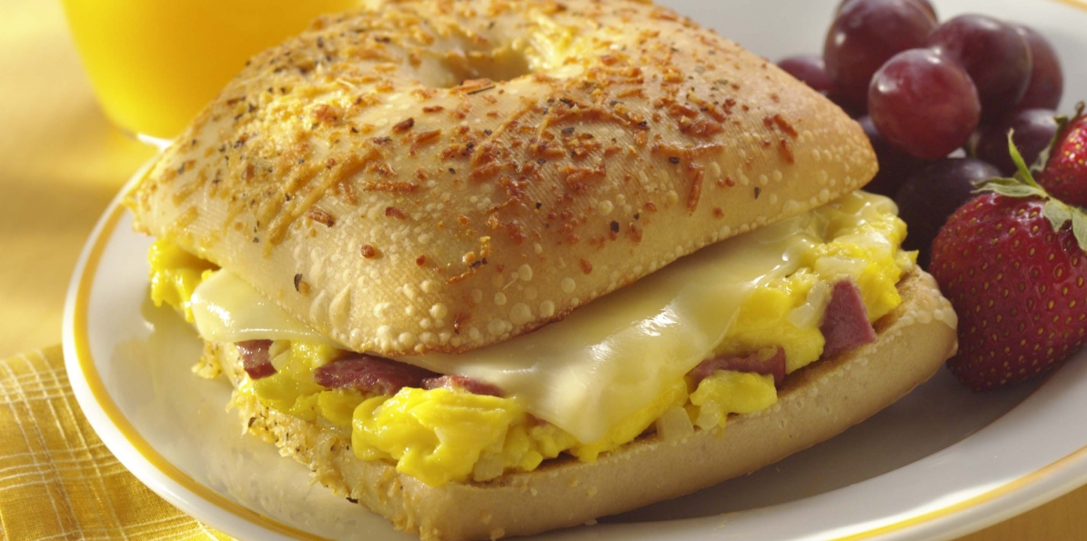 Deli Breakfast Sandwich