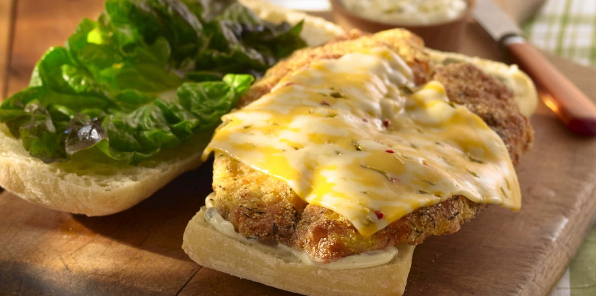 Spicy Catfish Sandwiches