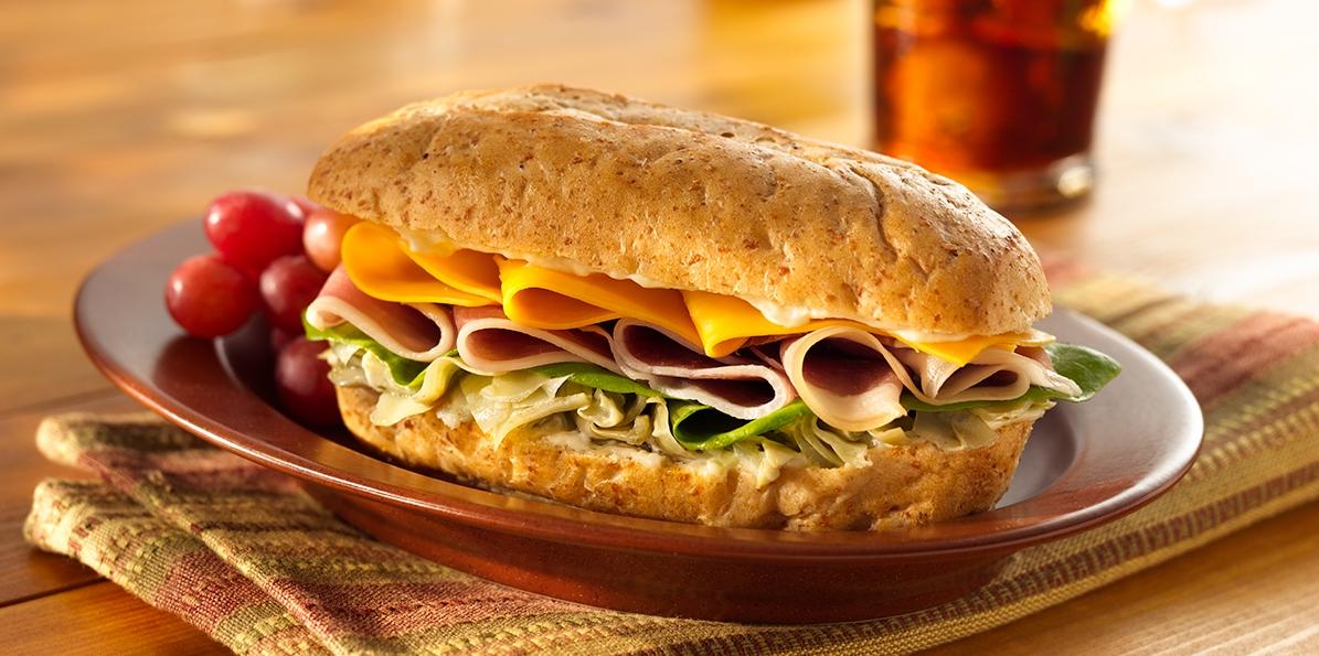 Prosciutto & Artichoke Sandwiches