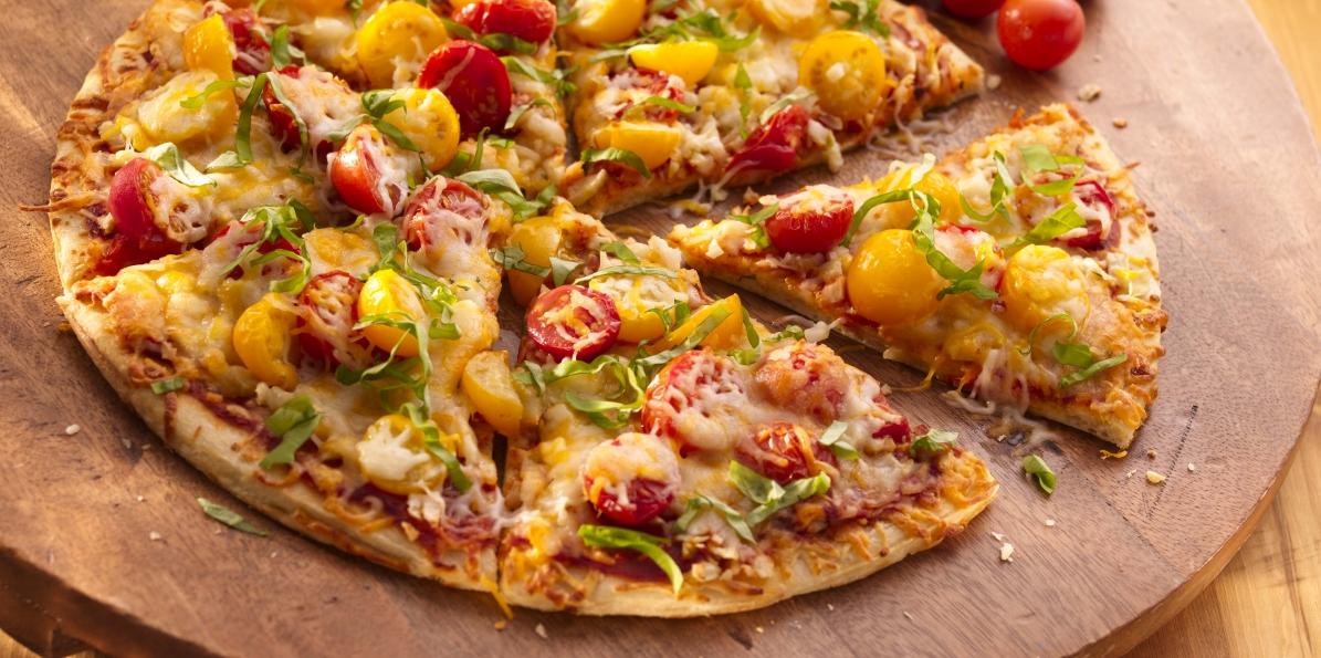 Campania Style Pizza