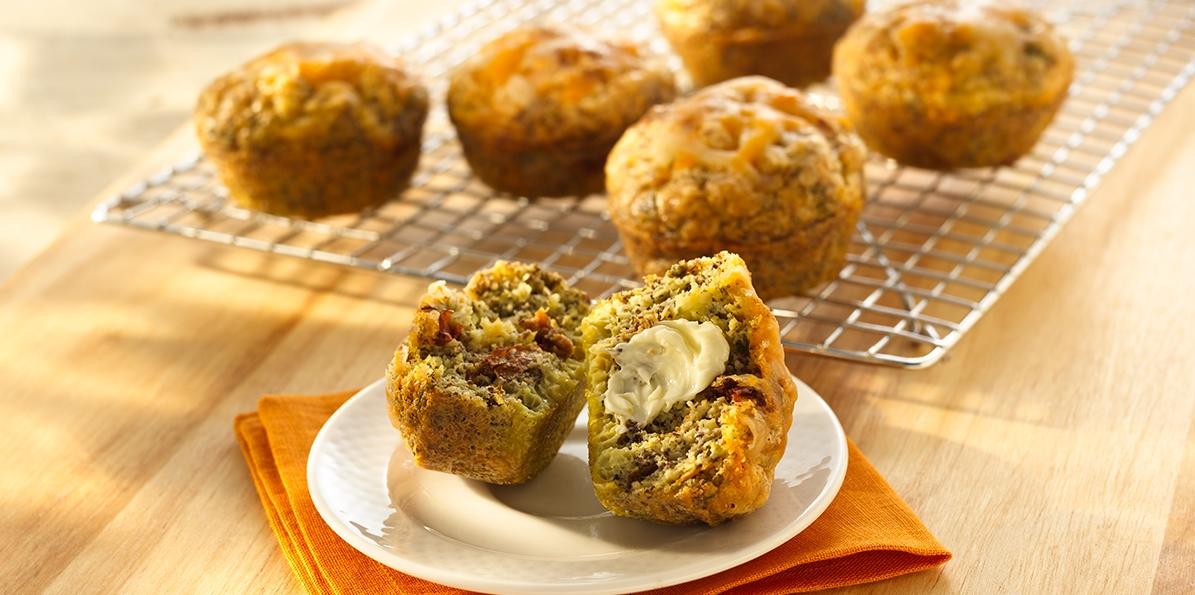 Grain-Free Protein Muffins
