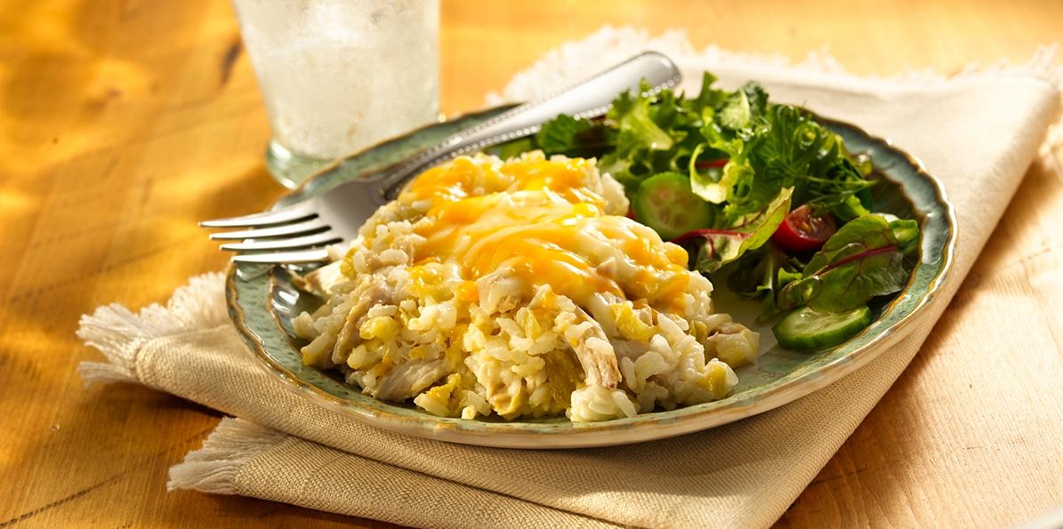 Creamy Comfort Chicken Casserole