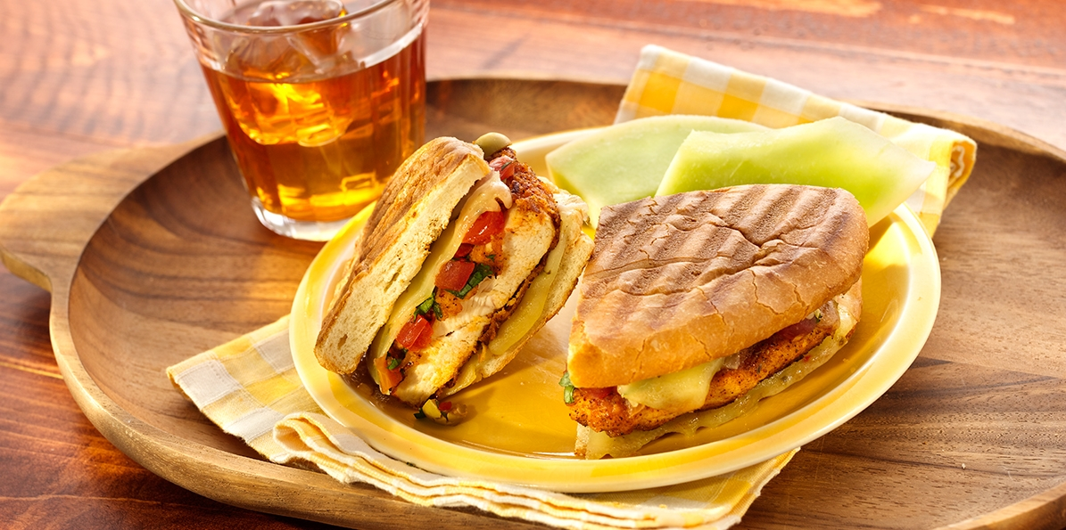 Spicy Fried Chicken Tortas