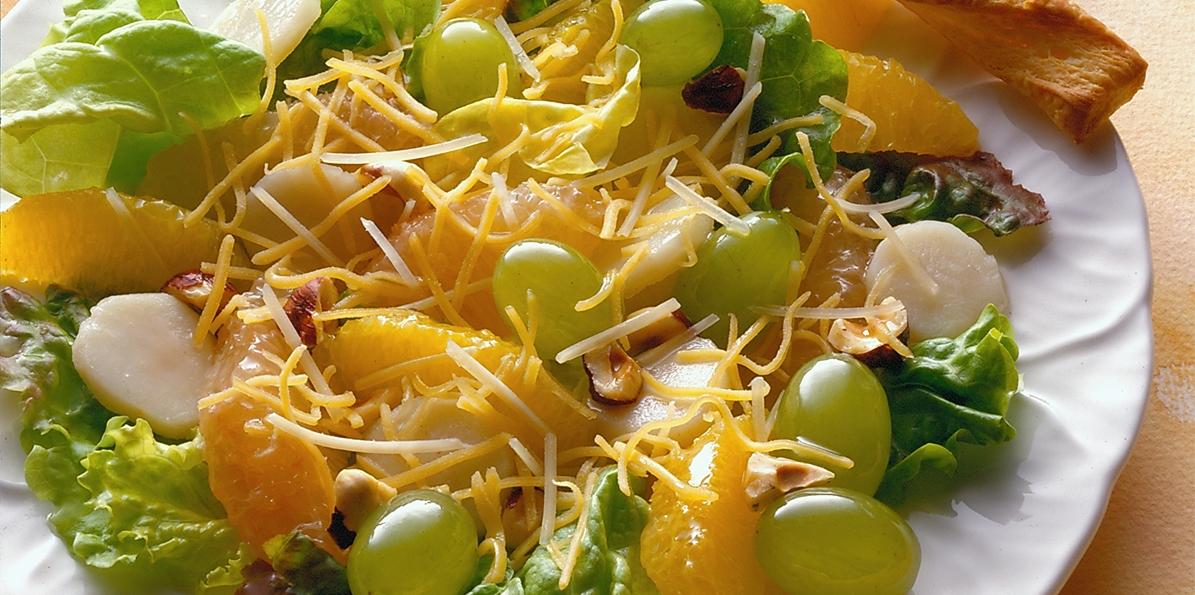 Hazelnut Citrus Salad