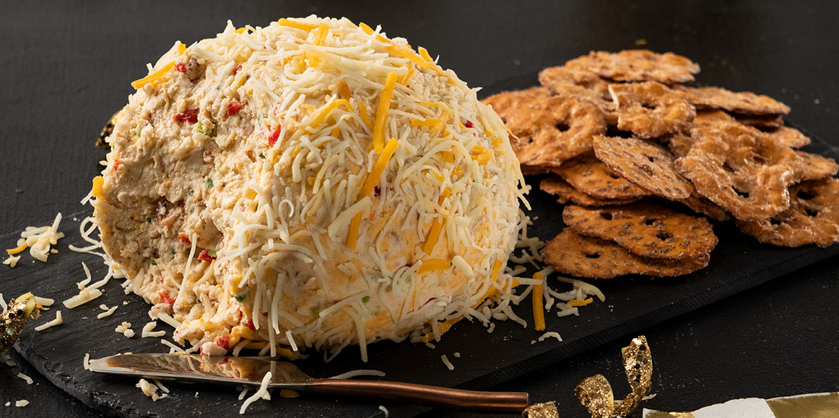 20 Cheese Extreme Cheese Ball