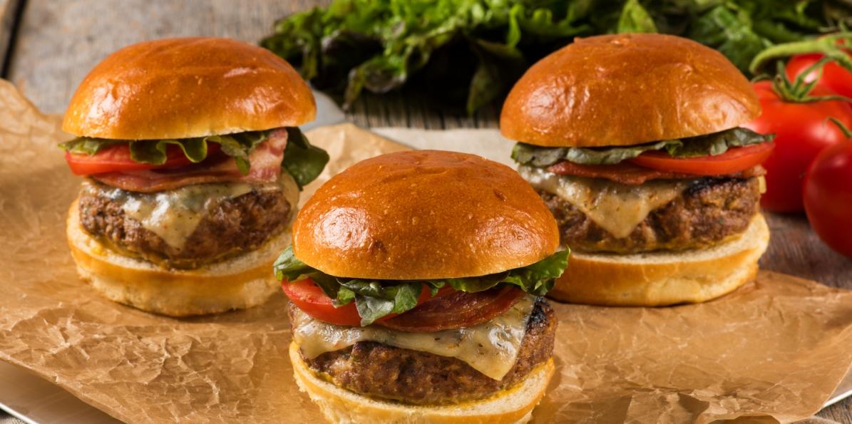 Italian BLT Burger