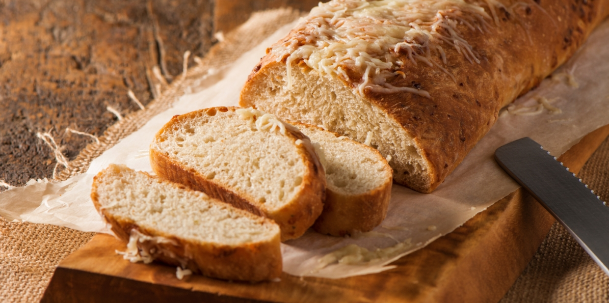 Italian Herb & Cheese Bread