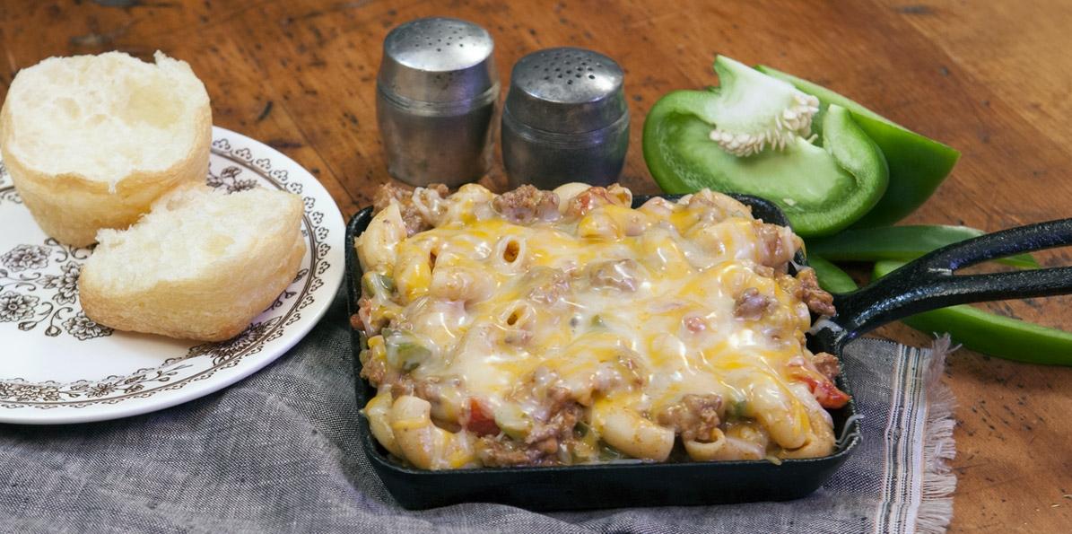 Taco Chili Mac