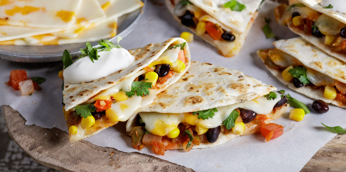 Southwest Tortilla Flatbreads