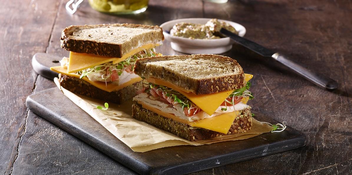 Cheddar Chicken Sandwich