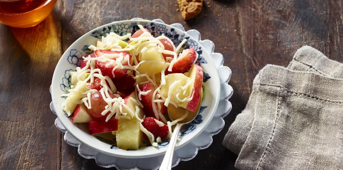 Fruit & Cheese Dessert