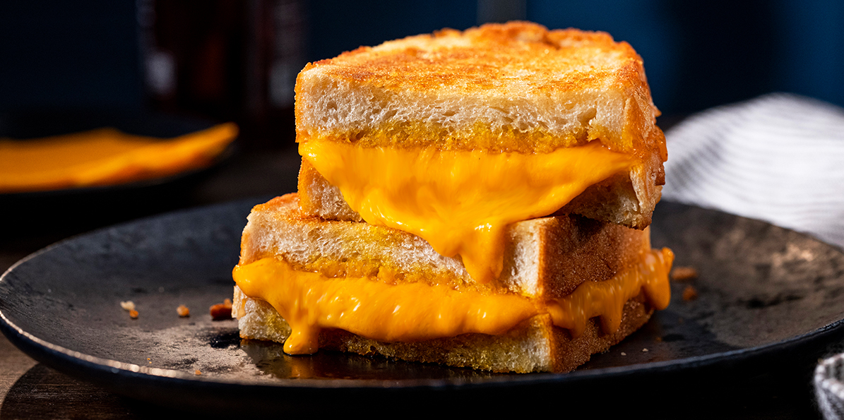 Creamery Grilled Cheese Sandwich