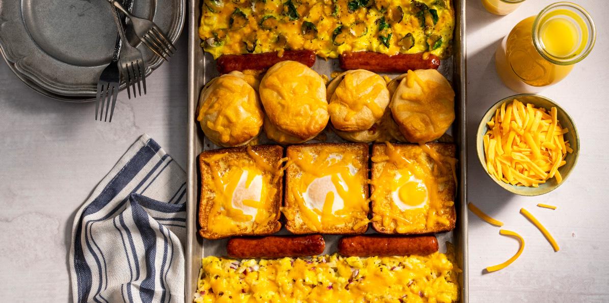 Sheet Pan Breakfast