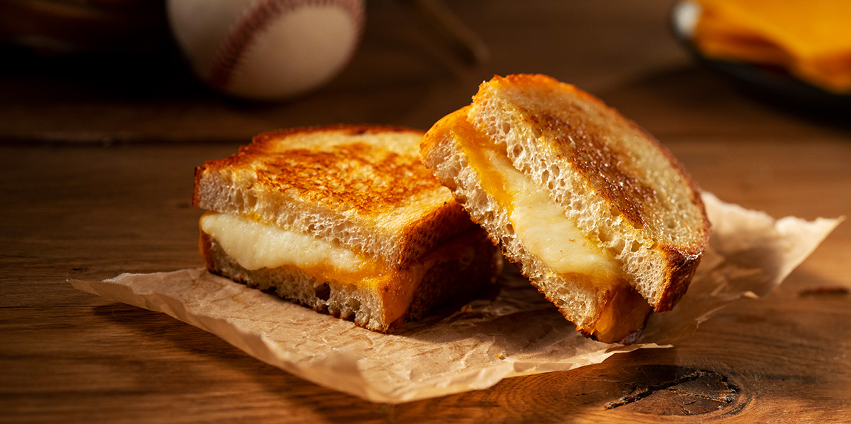 MVP Grilled Cheese