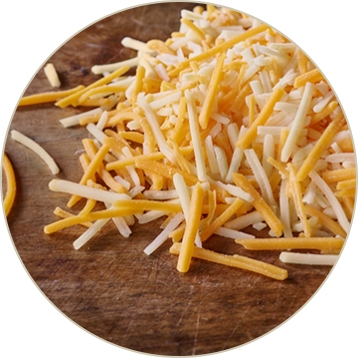 Shredded Cheese | Sargento