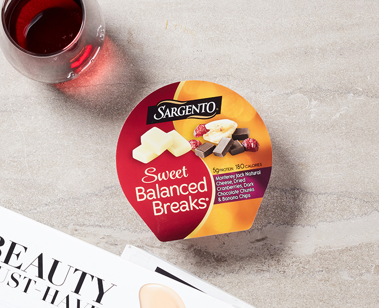 For all you sweet tooth snackers, there's Sweet Balanaced Breaks®